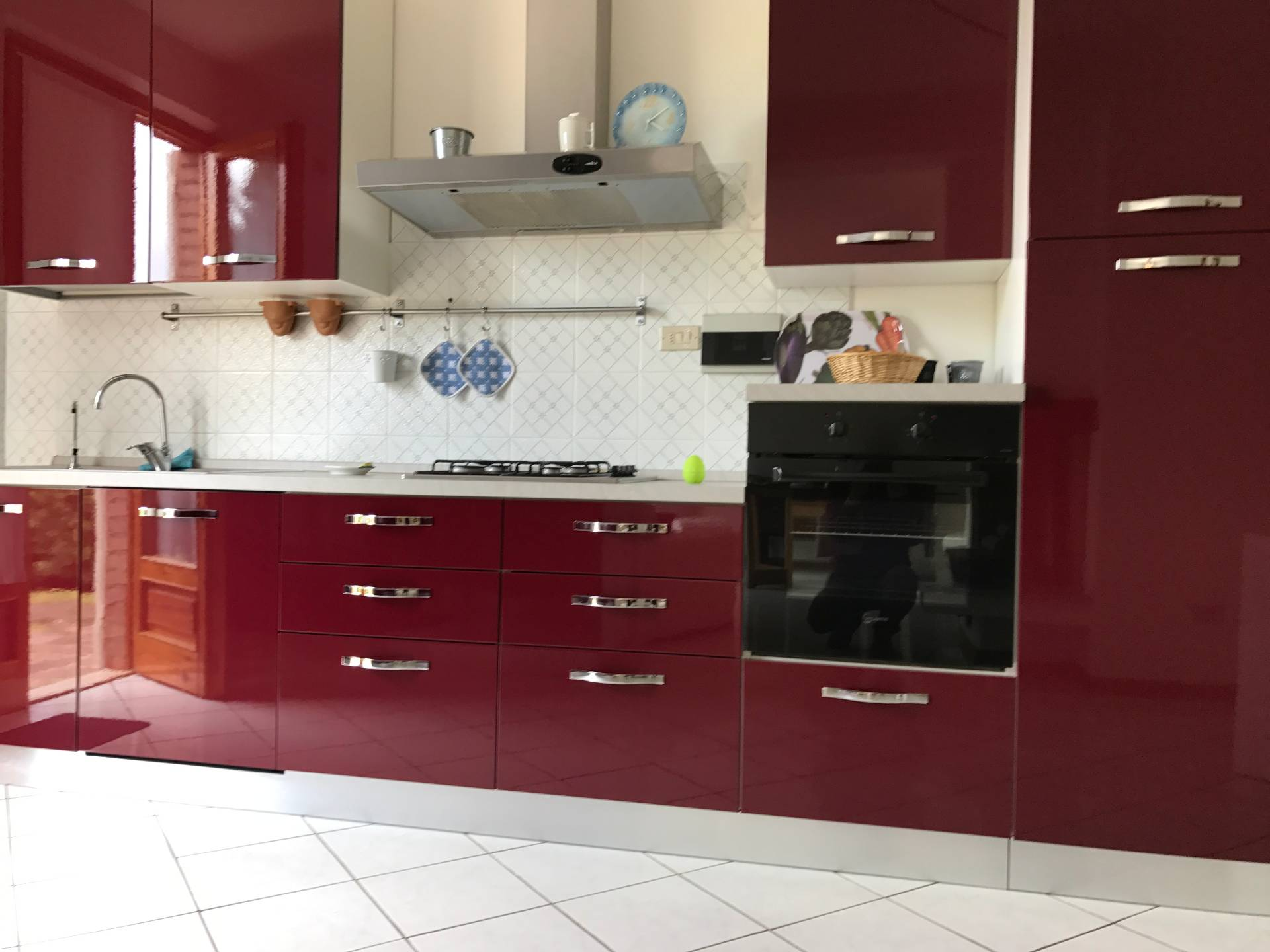 Soluzione Indipendente in affitto a Larciano, 5 locali, prezzo € 600 | CambioCasa.it