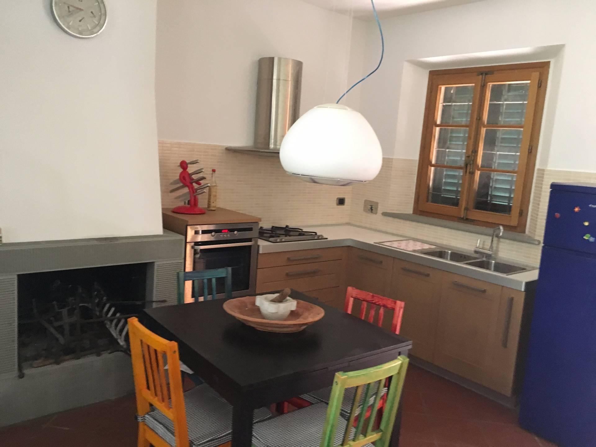 Soluzione Semindipendente in affitto a Montespertoli, 2 locali, prezzo € 500 | CambioCasa.it