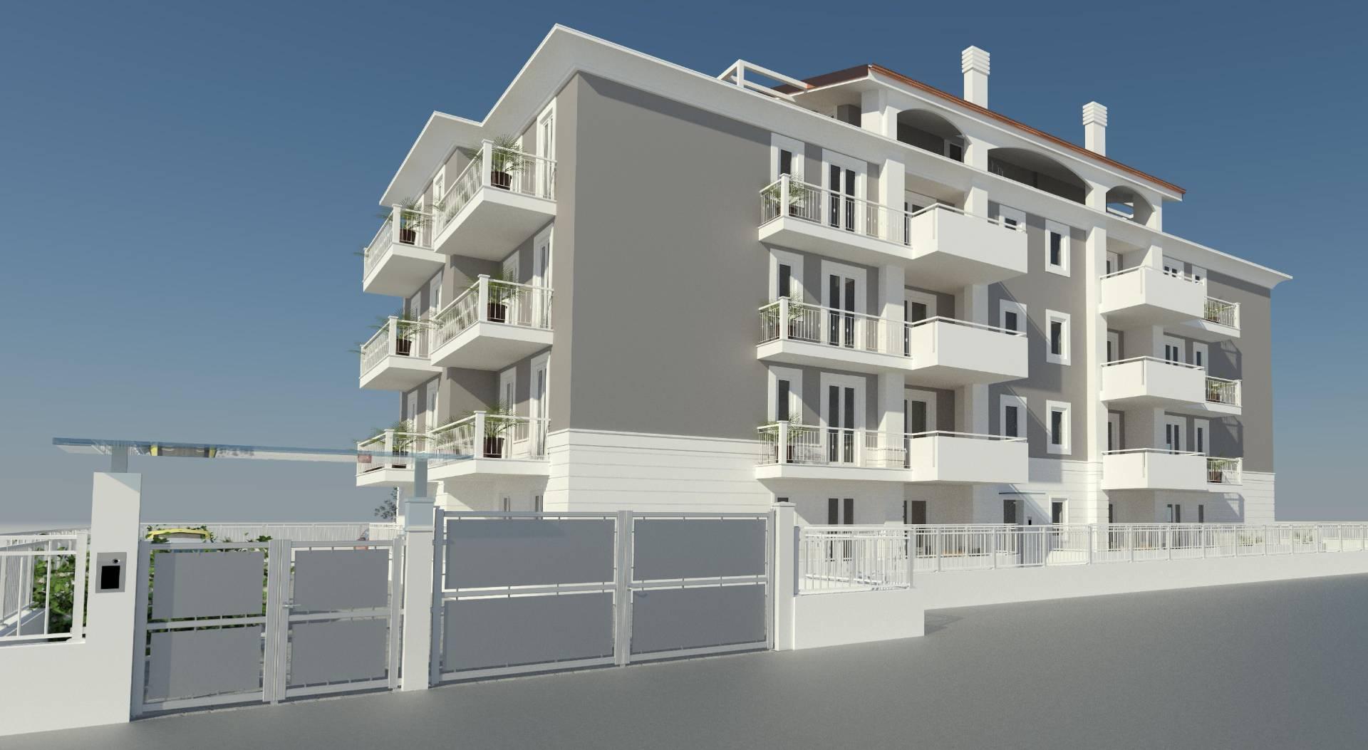 Appartamento in vendita a San Benedetto del Tronto, 5 locali, zona Località: PORTODASCOLI(residenziale, prezzo € 350.000 | PortaleAgenzieImmobiliari.it