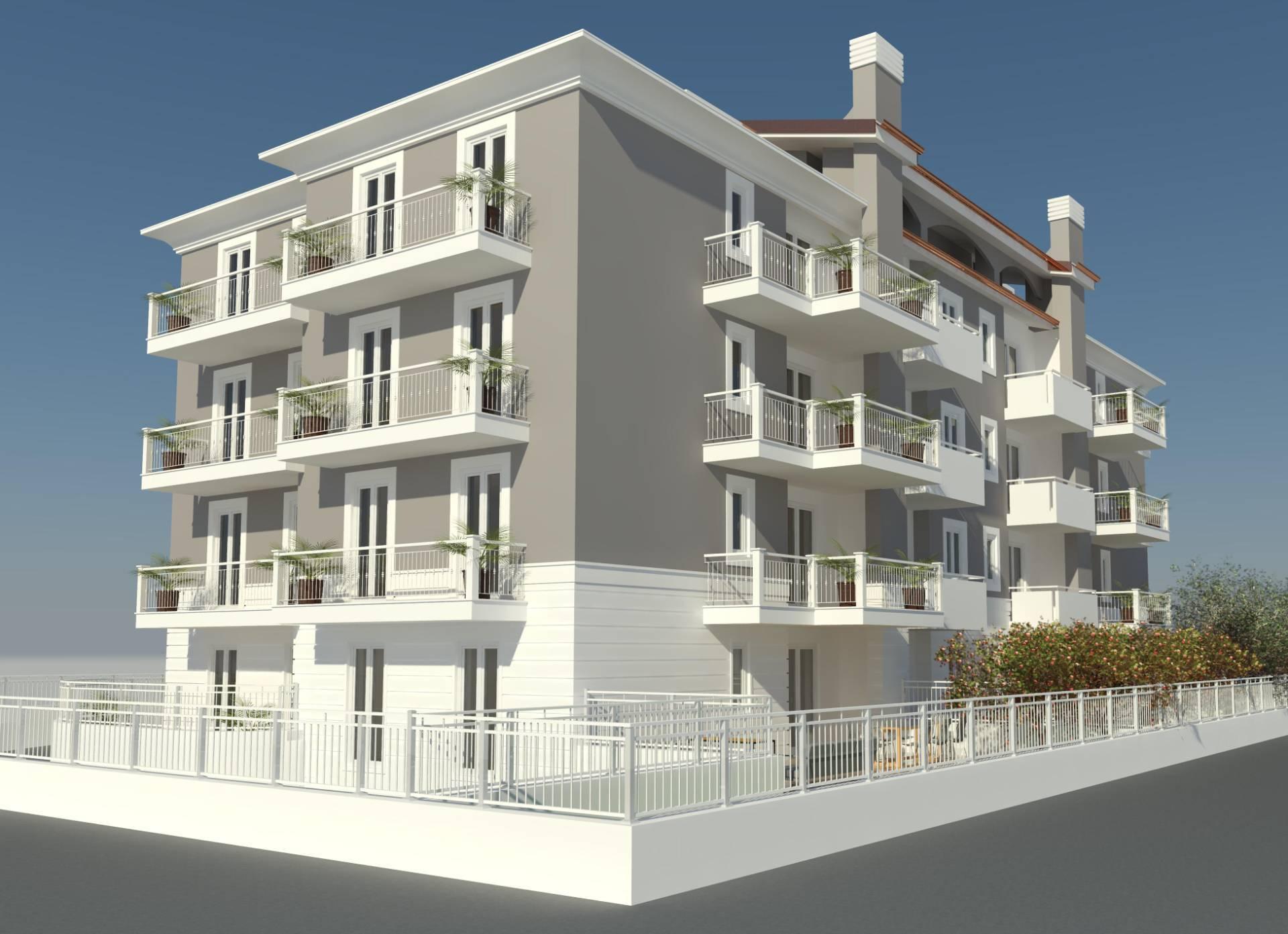 Appartamento in vendita a San Benedetto del Tronto, 3 locali, zona Località: PORTODASCOLI(residenziale, prezzo € 230.000 | PortaleAgenzieImmobiliari.it