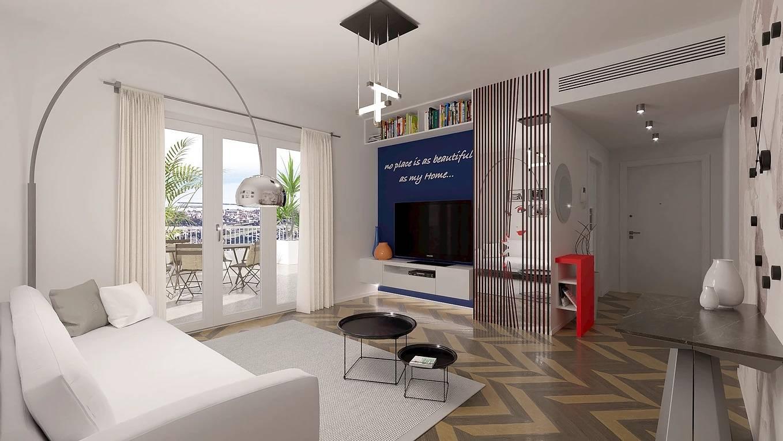 Appartamento in vendita a Acquaviva Picena, 3 locali, zona Località: RESIDENZIALE, prezzo € 105.000 | PortaleAgenzieImmobiliari.it