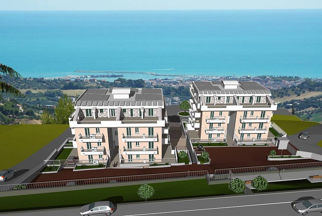Appartamento in vendita a Acquaviva Picena, 4 locali, zona Località: RESIDENZIALE, prezzo € 210.000 | PortaleAgenzieImmobiliari.it