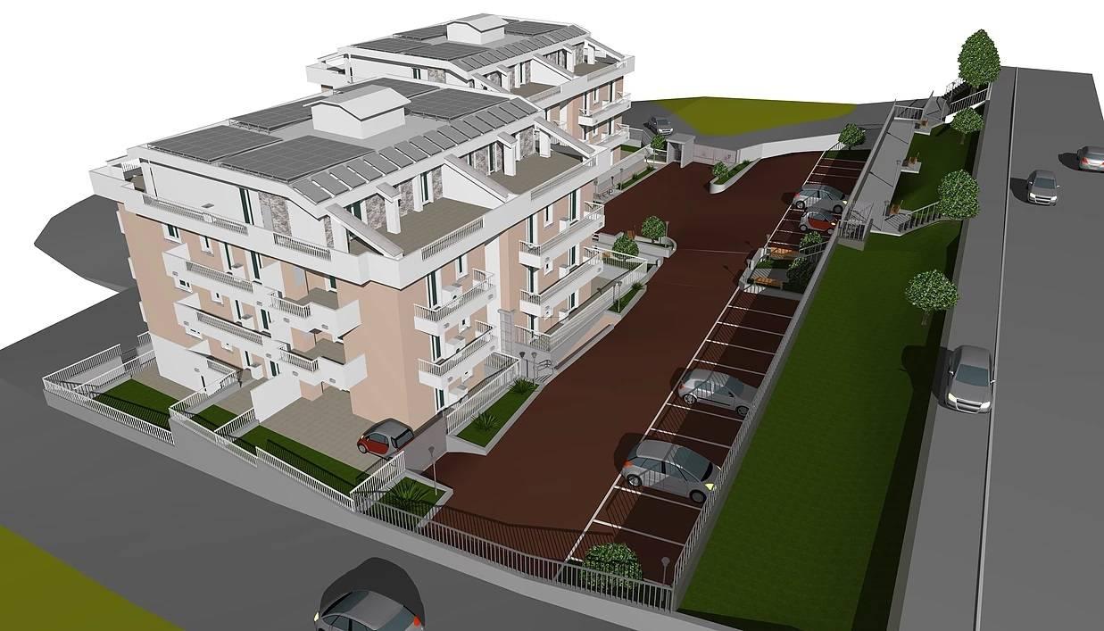 Appartamento in vendita a Acquaviva Picena, 3 locali, zona Località: RESIDENZIALE, prezzo € 92.000 | PortaleAgenzieImmobiliari.it