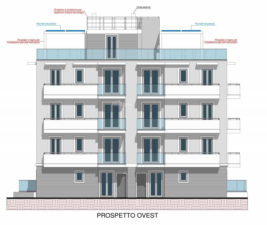 Appartamento in vendita a San Benedetto del Tronto, 4 locali, zona Località: CENTRALISSIMA, prezzo € 190.000 | PortaleAgenzieImmobiliari.it