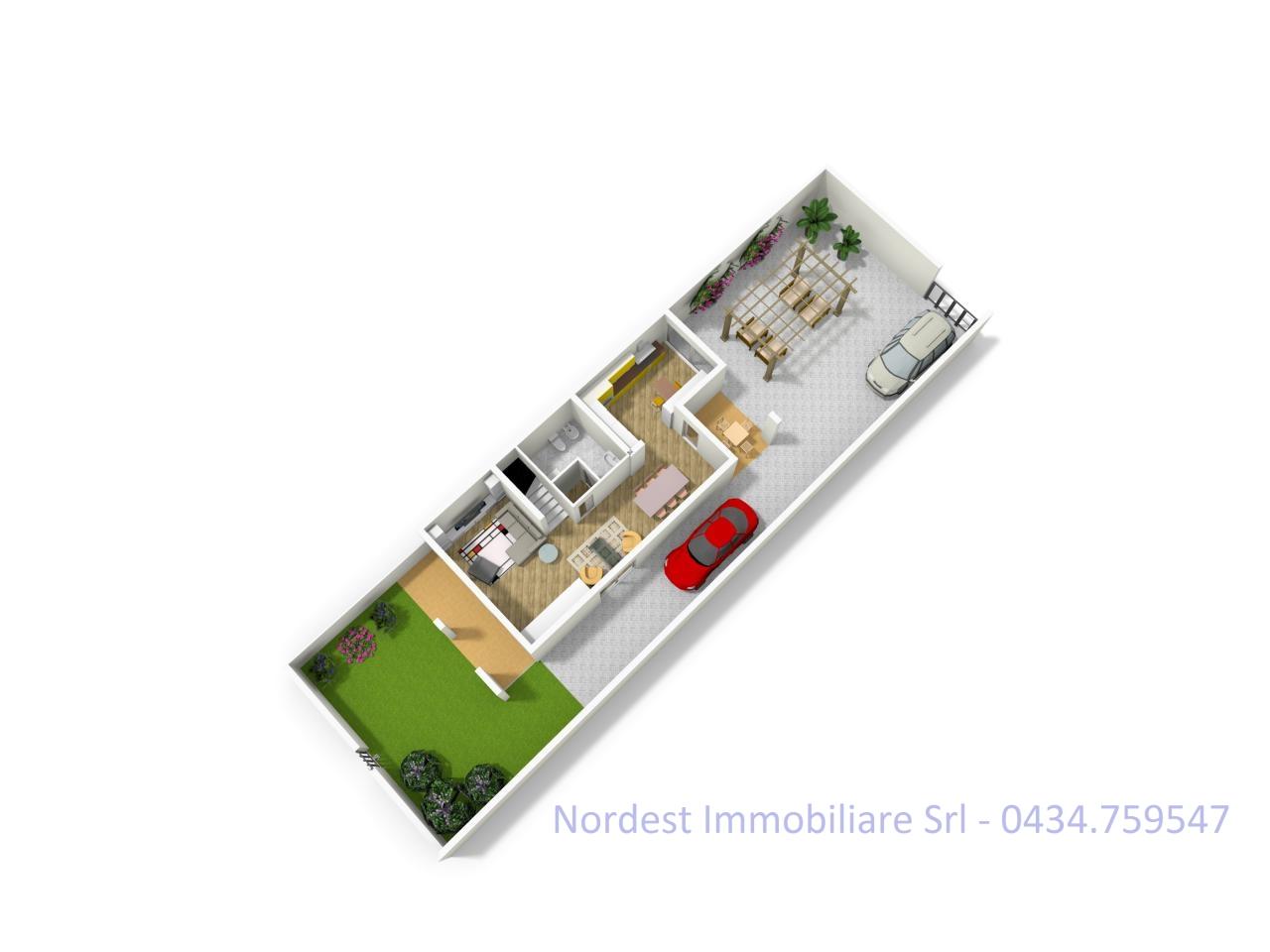 Villa Bifamiliare in vendita a Fontanelle, 8 locali, Trattative riservate | CambioCasa.it