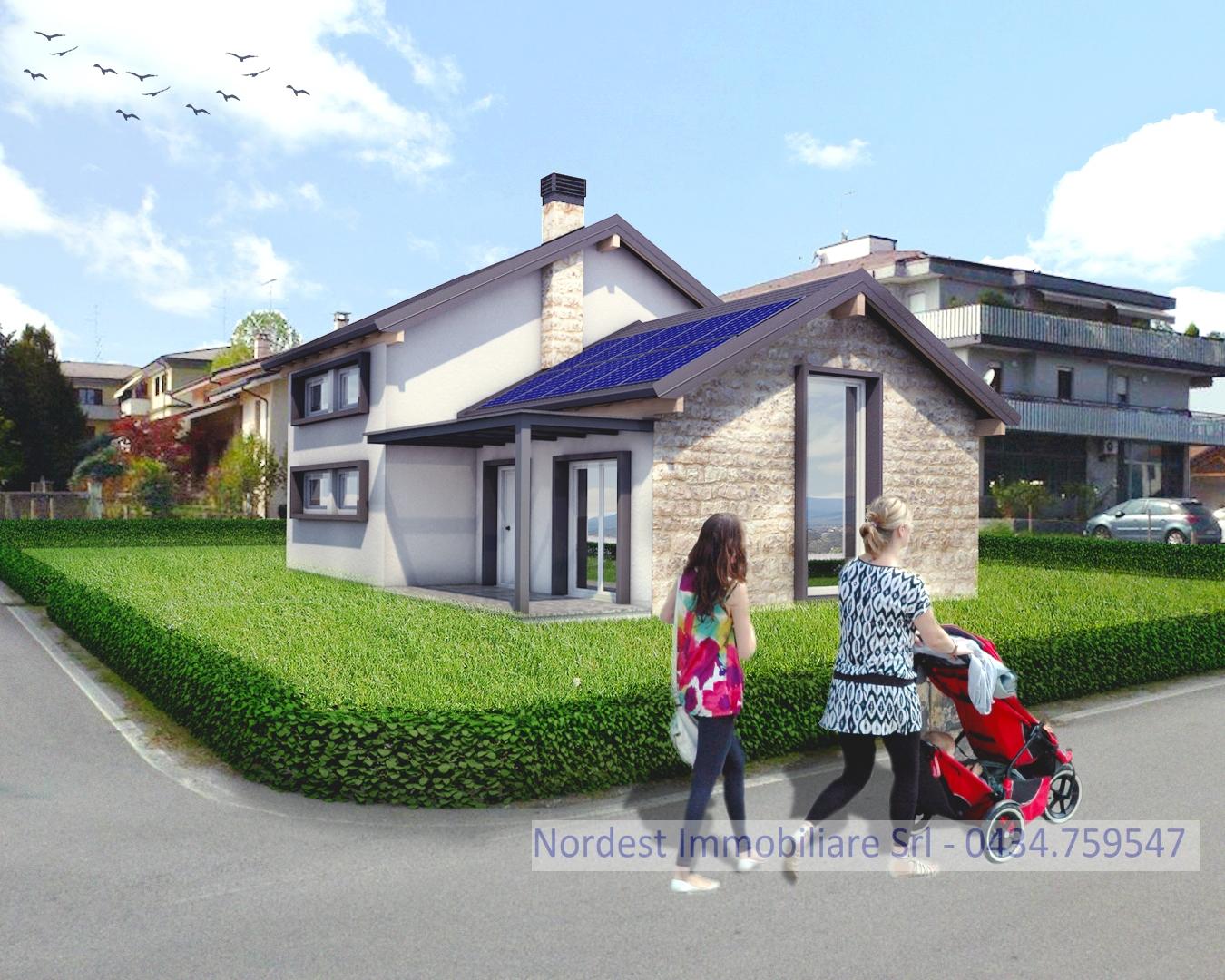 Soluzione Indipendente in vendita a Gaiarine, 6 locali, Trattative riservate | CambioCasa.it