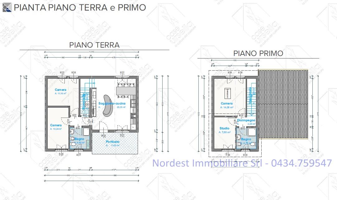 Soluzione Indipendente in vendita a Fontanelle, 5 locali, Trattative riservate | CambioCasa.it