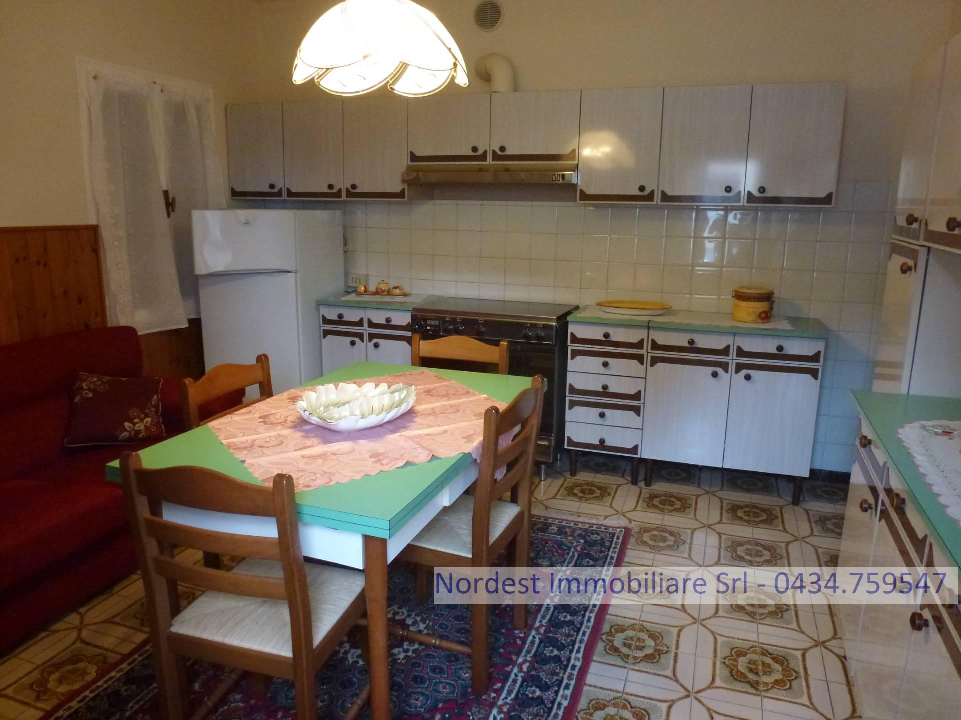 Soluzione Indipendente in affitto a Codognè, 9999 locali, prezzo € 520   CambioCasa.it