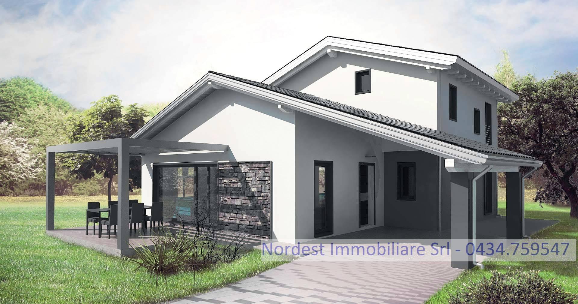 Soluzione Indipendente in vendita a Giavera del Montello, 6 locali, prezzo € 160.000 | CambioCasa.it
