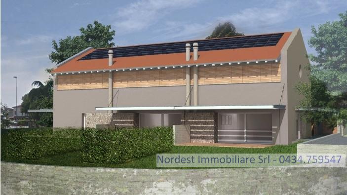 Villa a Schiera in vendita a Gaiarine, 5 locali, Trattative riservate | CambioCasa.it
