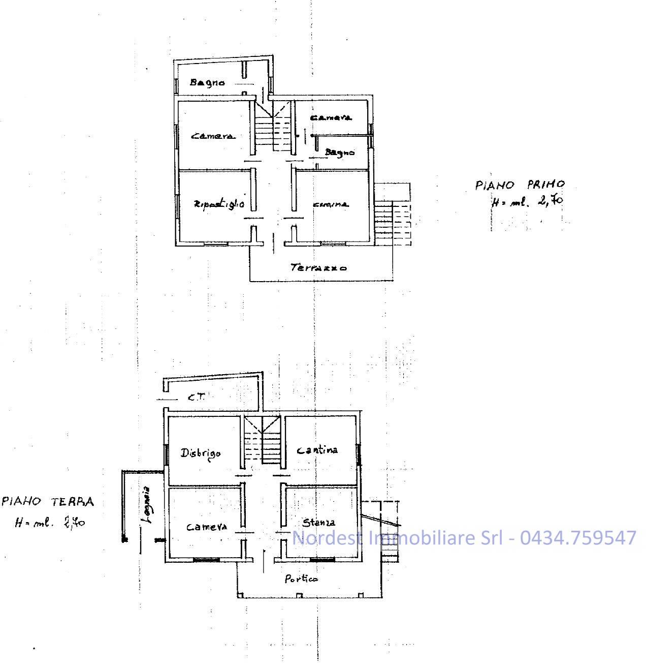 Soluzione Indipendente in vendita a Godega di Sant'Urbano, 9999 locali, prezzo € 150.000 | CambioCasa.it