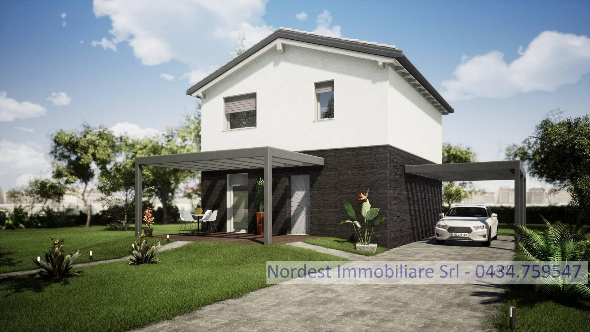Soluzione Indipendente in vendita a San Gregorio nelle Alpi, 6 locali, prezzo € 199.900   PortaleAgenzieImmobiliari.it
