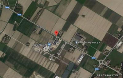 Superficie edificabile in Vendita a Sant'Agostino