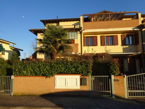 Appartamento con giardino privato in Vendita a Sant'Agostino