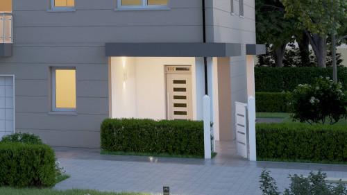 Appartamento con giardino privato in Vendita a Pieve di Cento