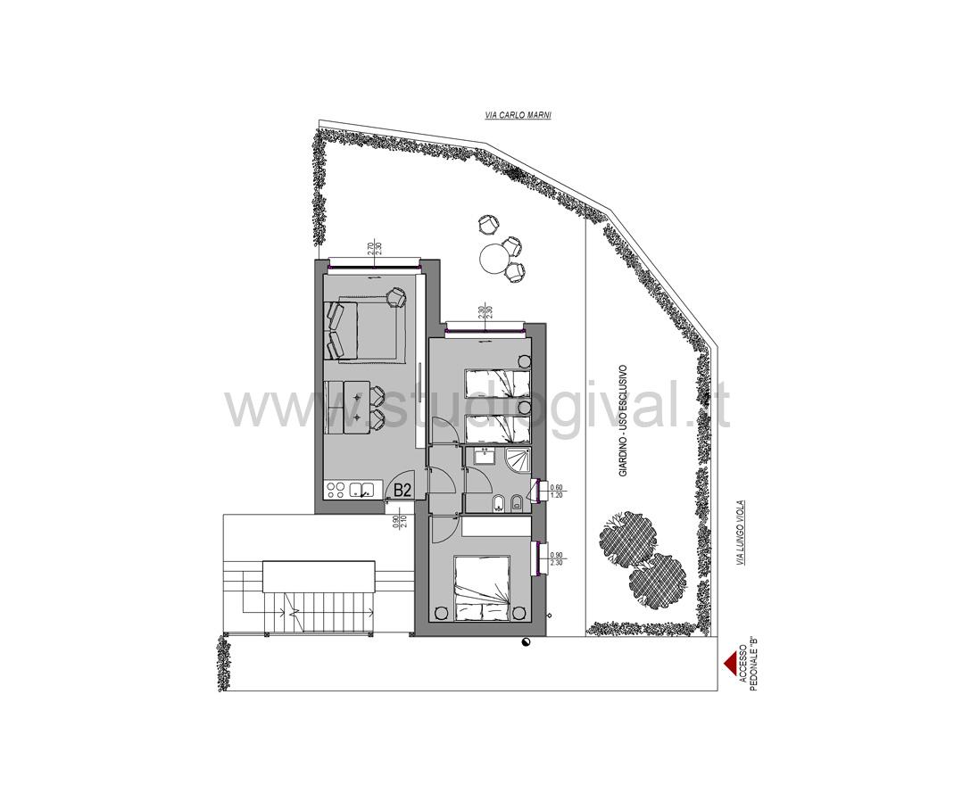Appartamento in vendita a Valdidentro, 3 locali, zona Zona: Isolaccia, prezzo € 213.000 | CambioCasa.it