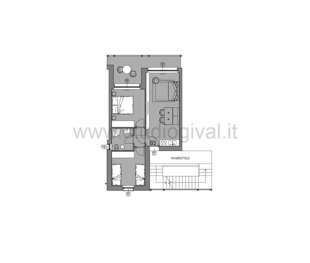 Appartamento in vendita a Valdidentro, 3 locali, zona Zona: Isolaccia, prezzo € 204.000 | CambioCasa.it