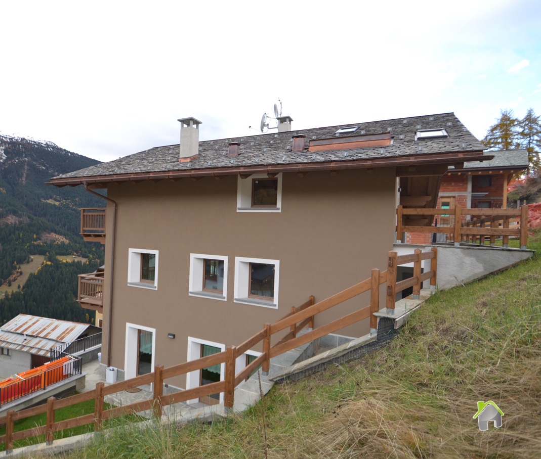 Appartamento in vendita a Valfurva, 3 locali, zona Località: S.Antonio, prezzo € 220.000 | CambioCasa.it