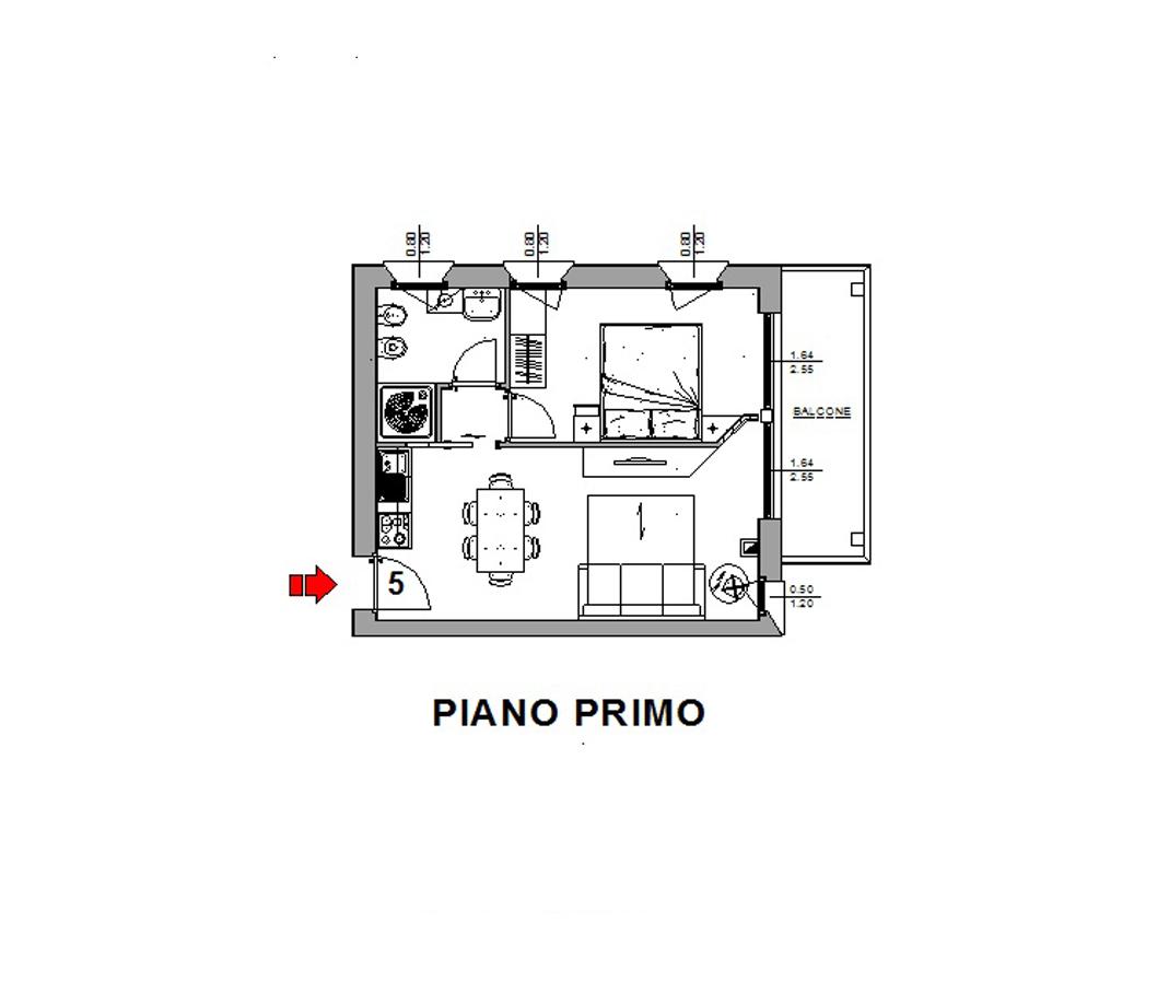 Appartamento in vendita a Valdisotto, 2 locali, zona Zona: Piazza, prezzo € 165.000 | Cambio Casa.it