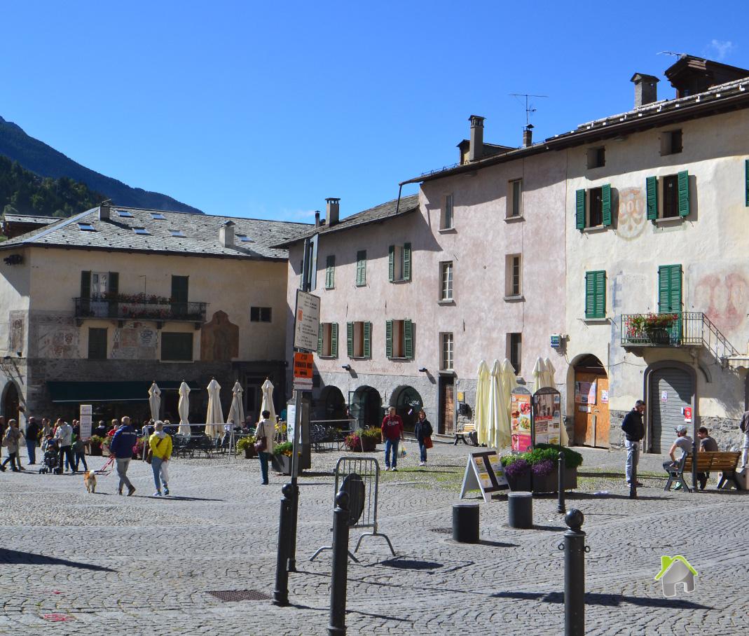 Attico / Mansarda in vendita a Bormio, 2 locali, prezzo € 310.000 | CambioCasa.it