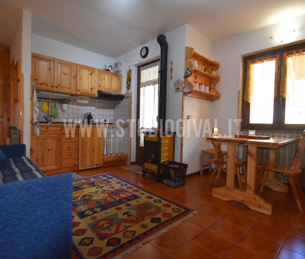 Appartamento in vendita a Valdidentro, 1 locali, zona Zona: Isolaccia, prezzo € 79.000 | CambioCasa.it
