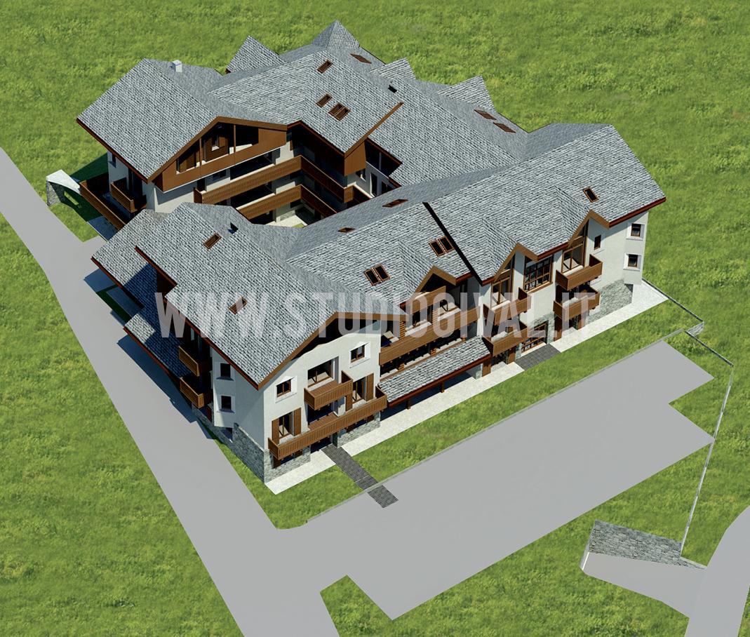 Appartamento in vendita a Valdisotto, 3 locali, Trattative riservate | CambioCasa.it