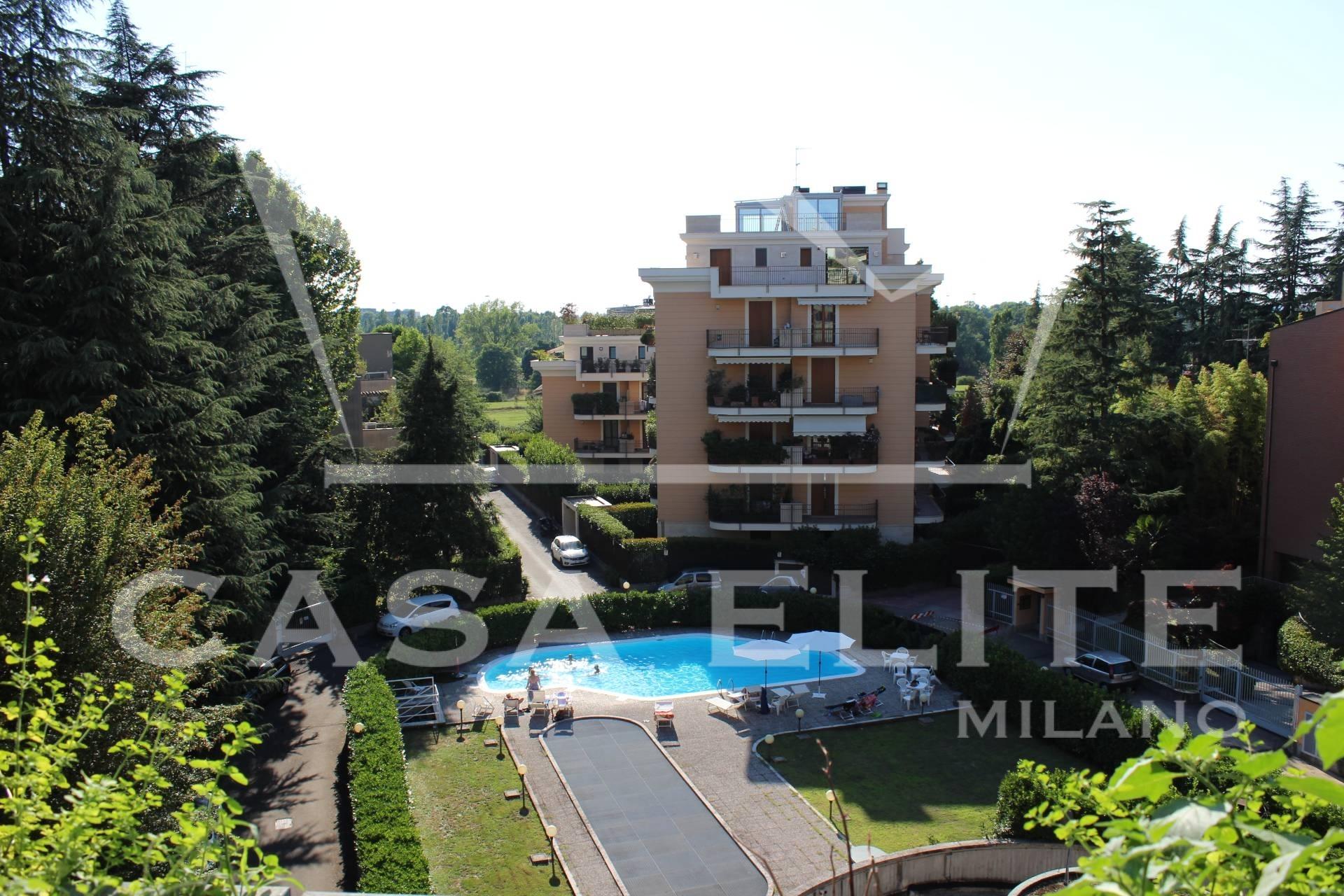 Milano   Appartamento in Vendita in Via Federico Tesio   lacasadimilano.it