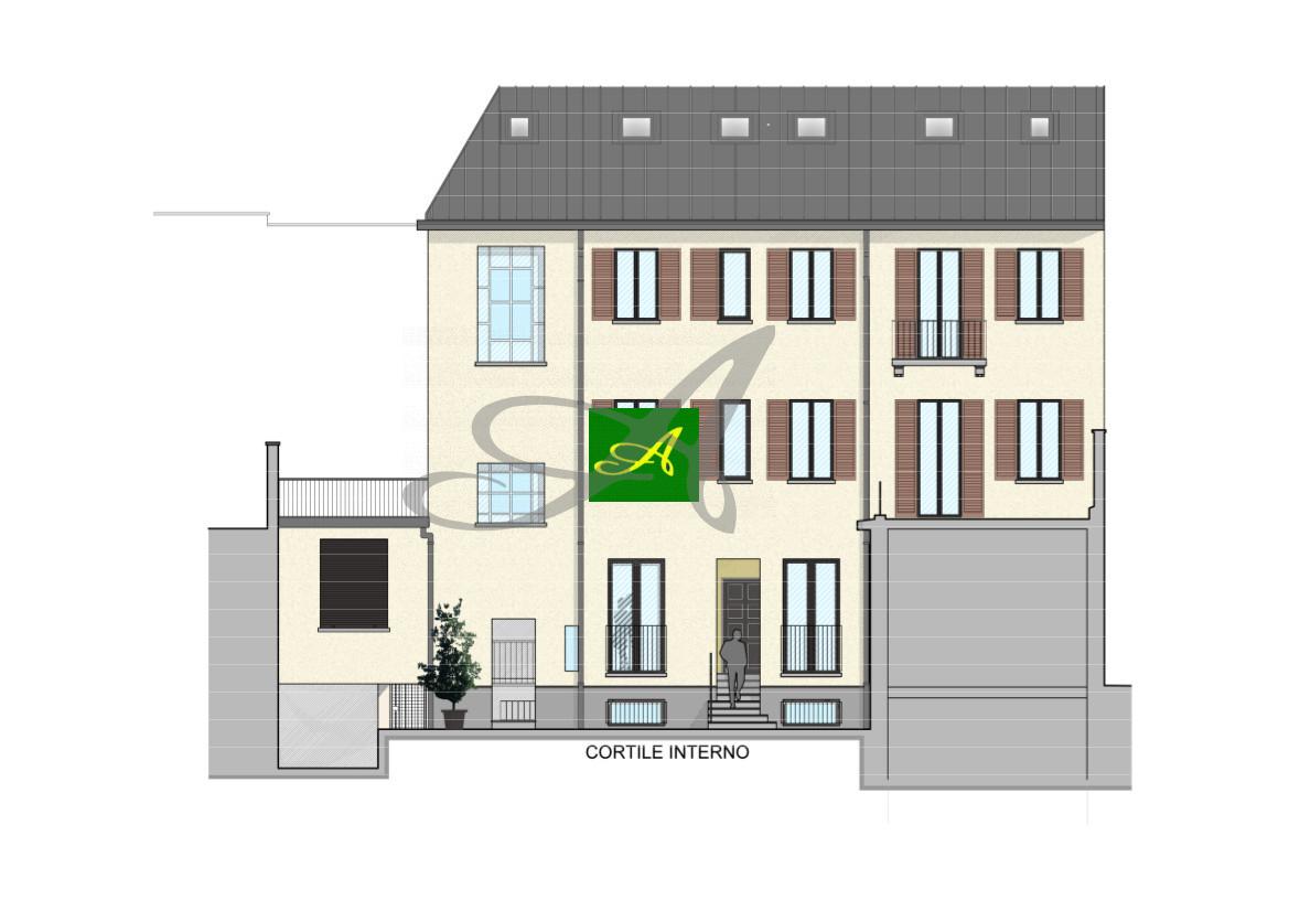 vendita appartamento milano washinghton  370000 euro  2 locali  90 mq