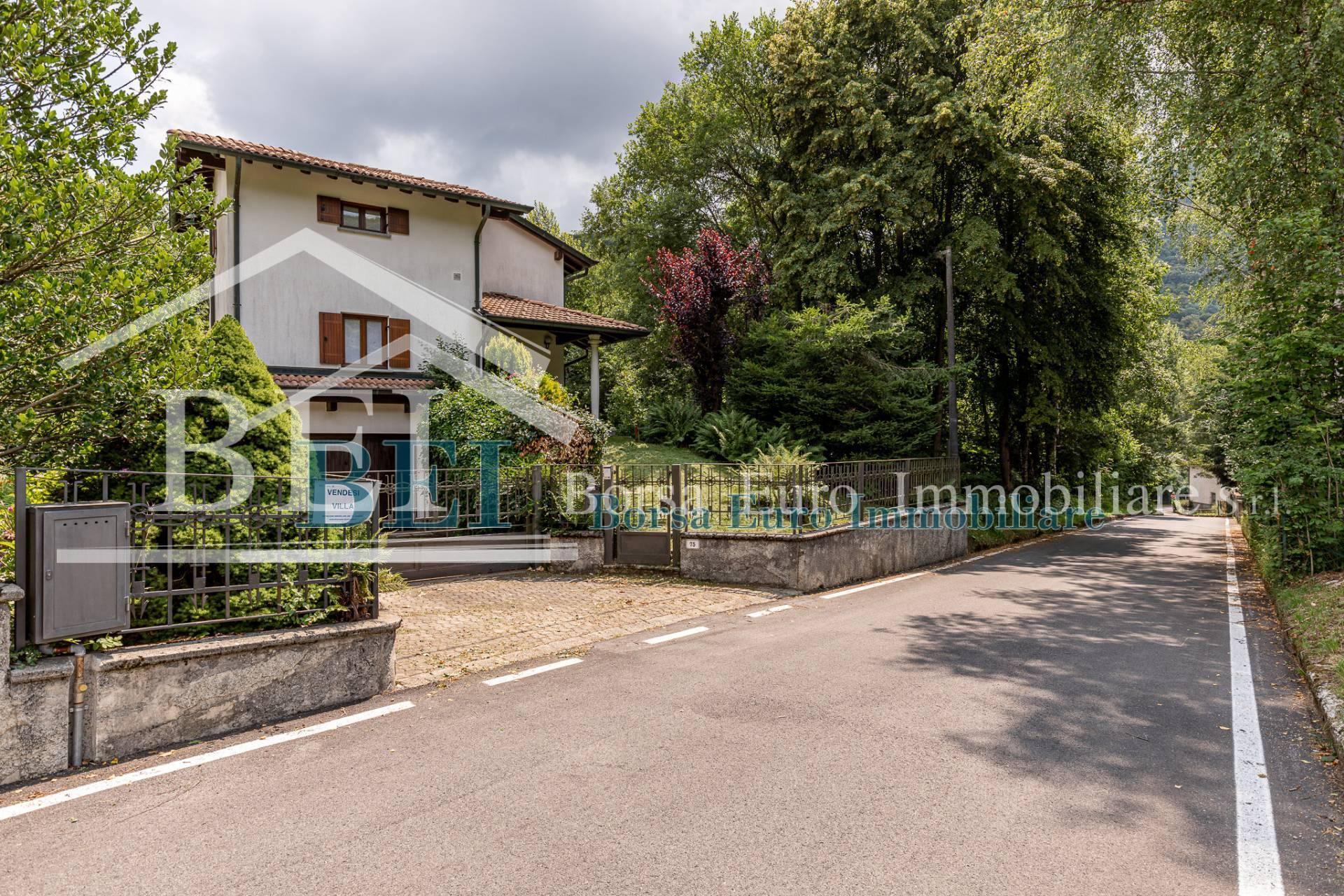 Vendita Villa unifamiliare Casa/Villa Alta Valle Intelvi 279568