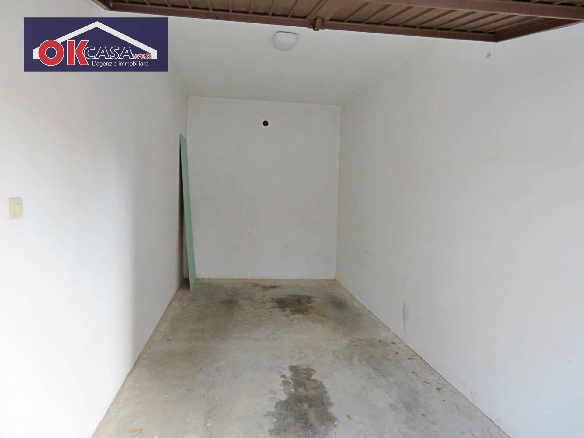 Box / Garage in vendita a Monfalcone, 1 locali, prezzo € 8.000   CambioCasa.it