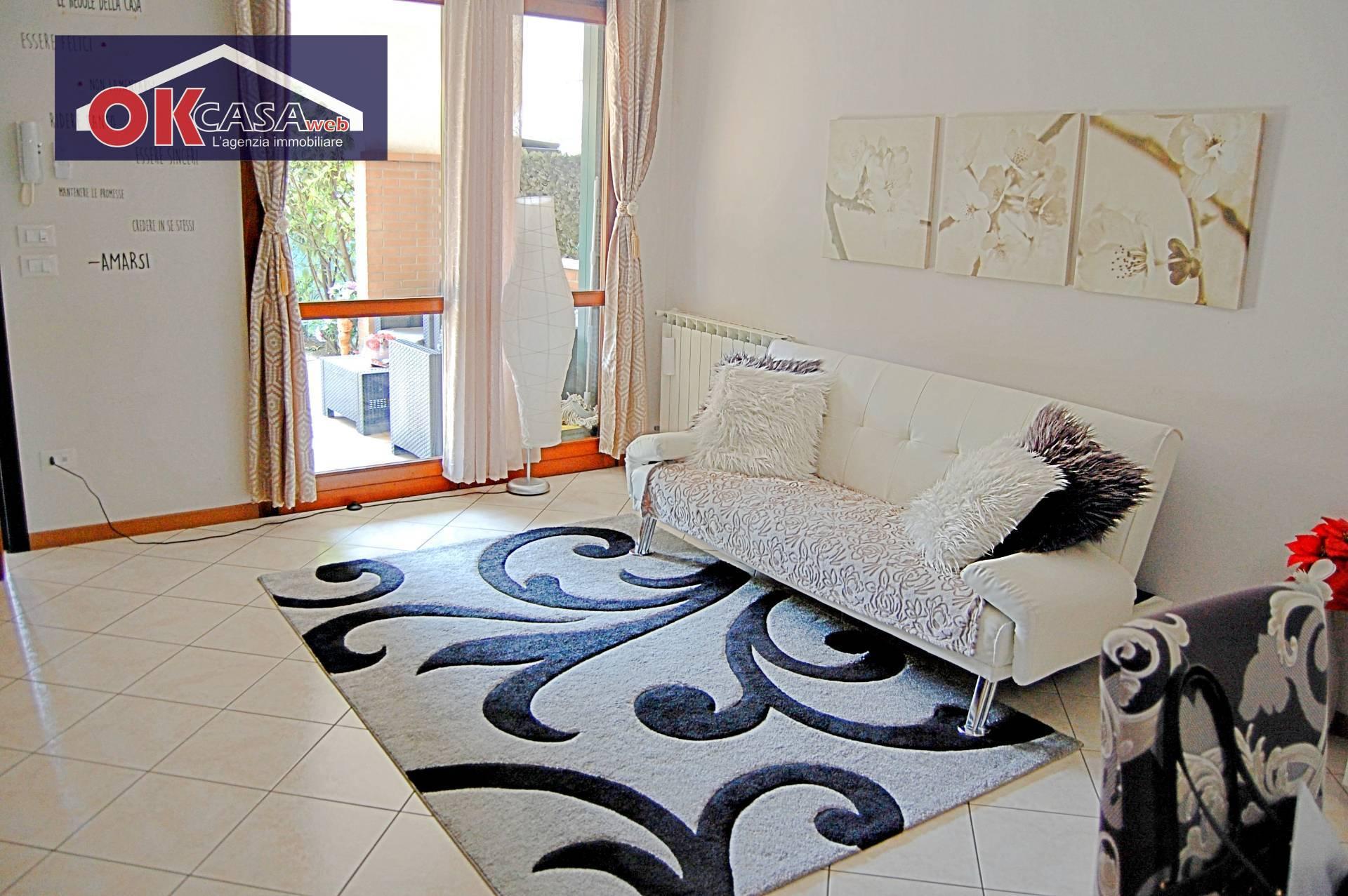 Villa a Schiera in vendita a San Canzian d'Isonzo, 4 locali, zona Zona: Pieris, prezzo € 155.000 | CambioCasa.it
