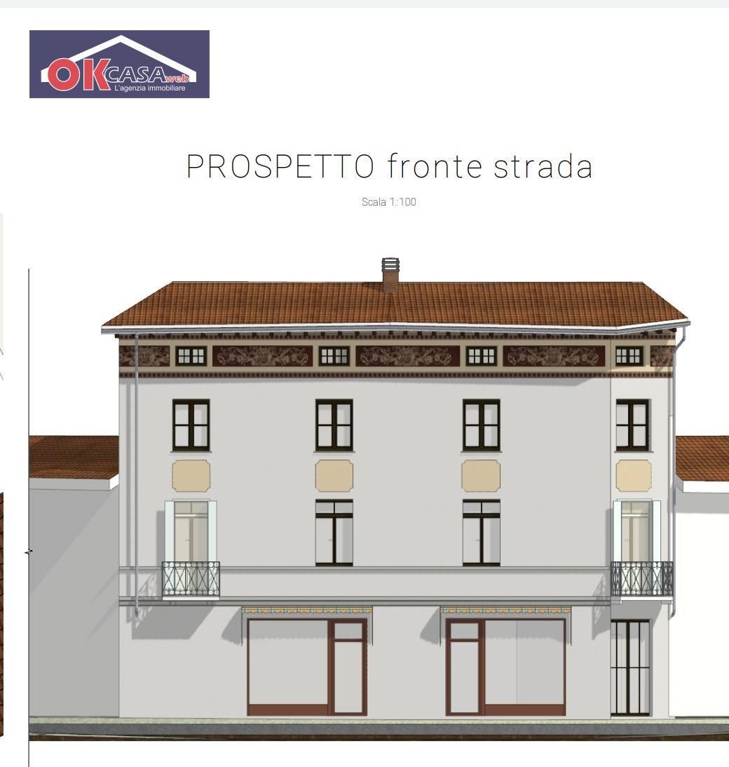 Gebäude | Gorizia, Romans d'Isonzo, via G Zanardelli