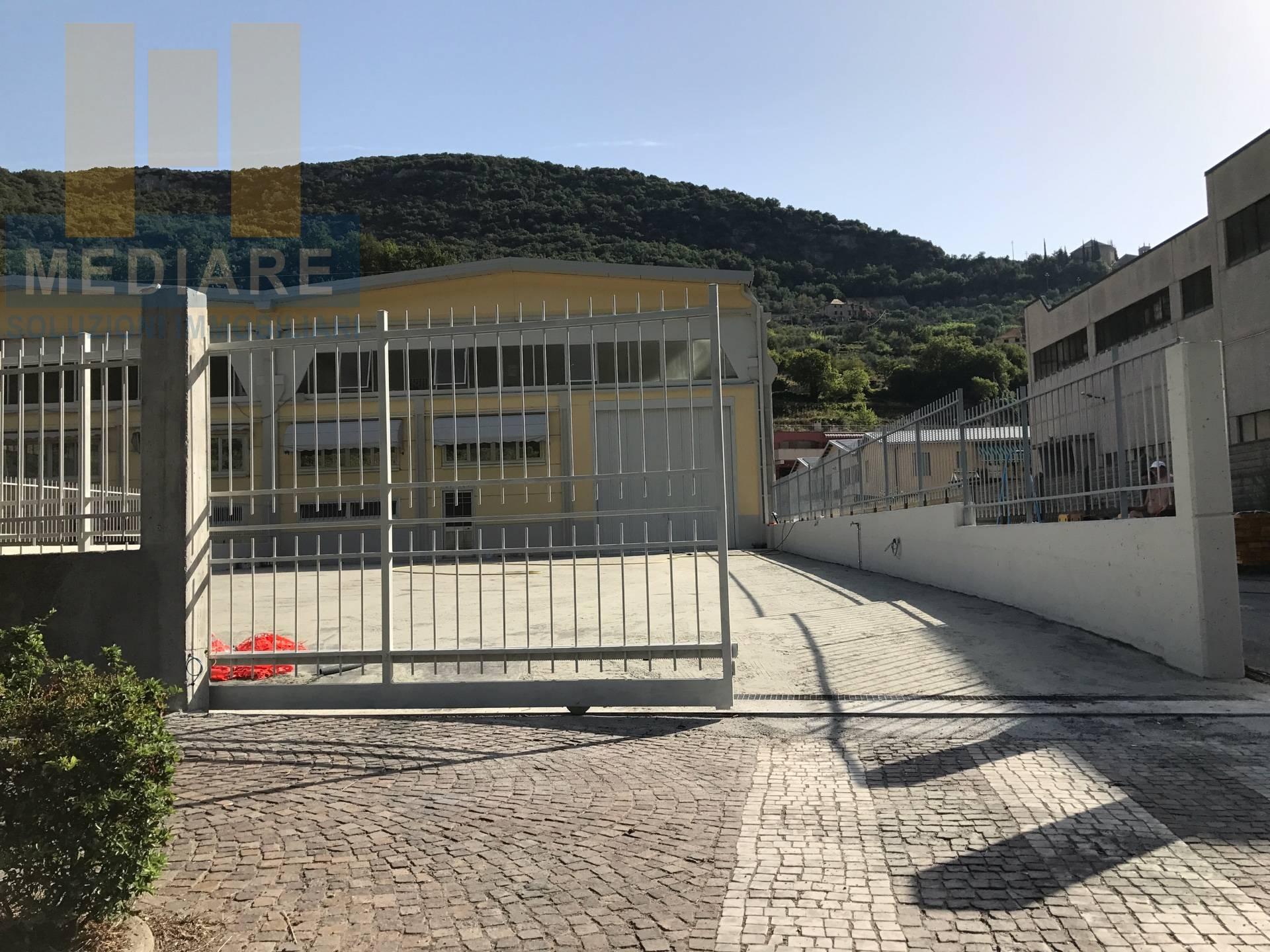 Capannone in vendita a Finale Ligure, 9999 locali, zona Zona: Finalborgo, prezzo € 90.000 | CambioCasa.it