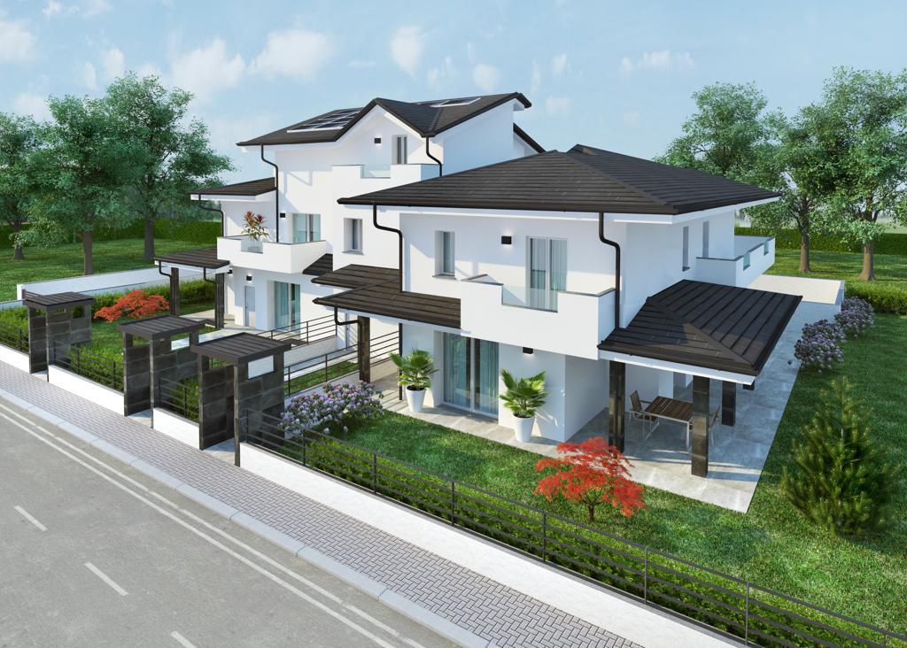 Appartamento in vendita a Magnago, 4 locali, zona Zona: Bienate, prezzo € 285.000   CambioCasa.it