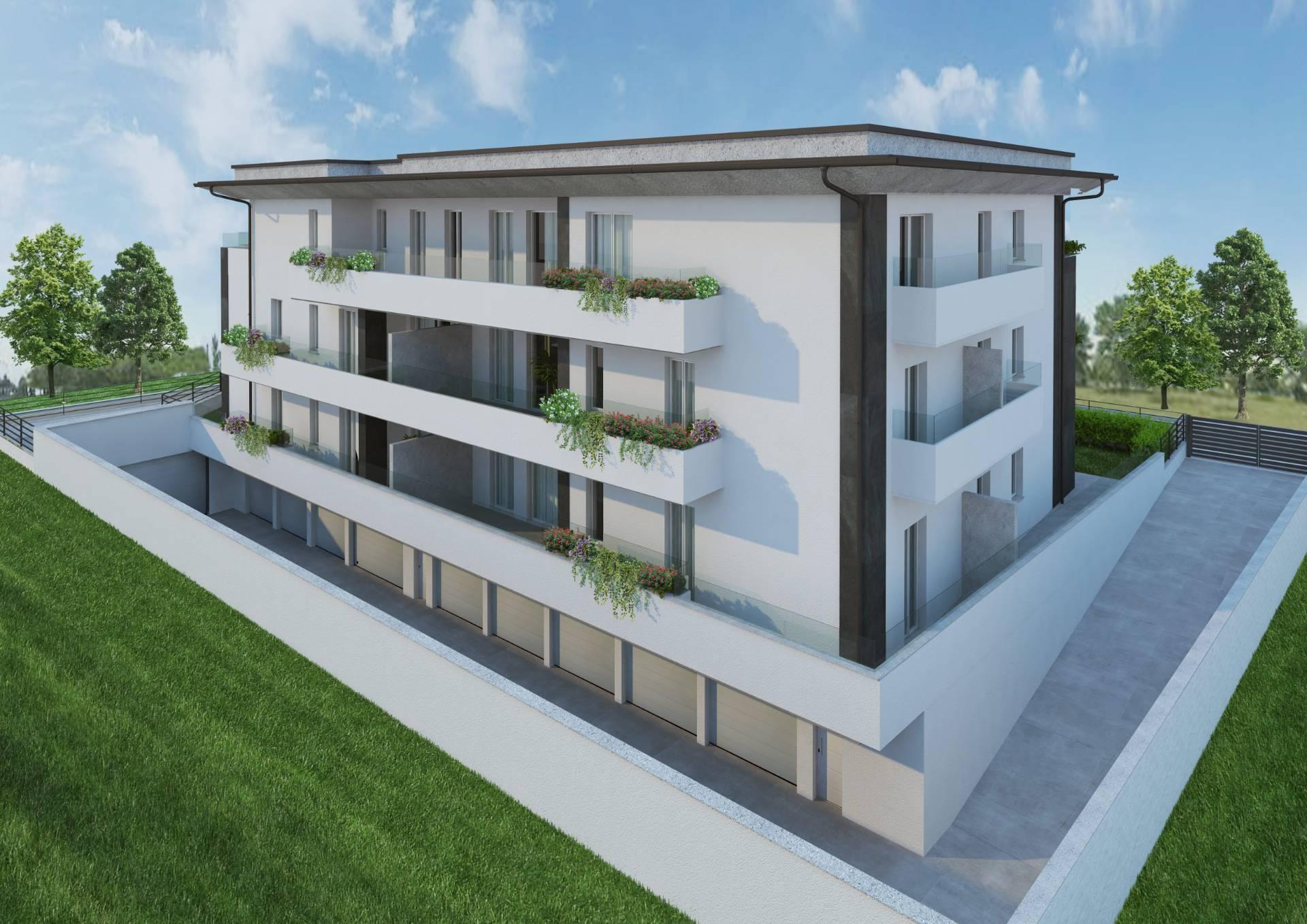 Appartamento in vendita a Busto Arsizio, 4 locali, zona Località: S.Edoardo, prezzo € 277.000 | CambioCasa.it