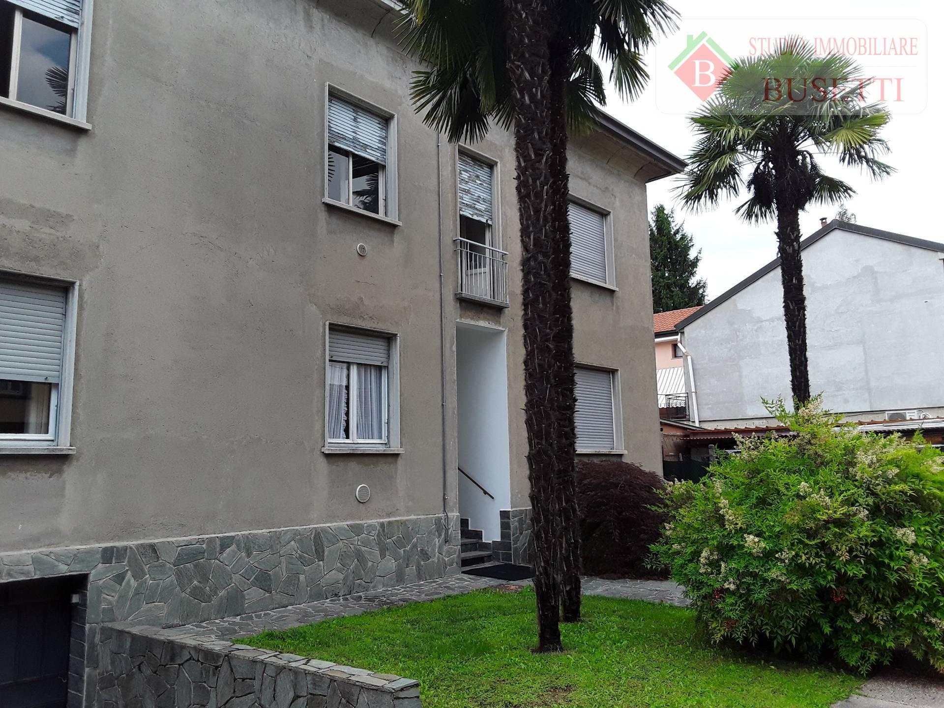Appartamento in vendita a Cislago, 4 locali, prezzo € 128.000 | CambioCasa.it