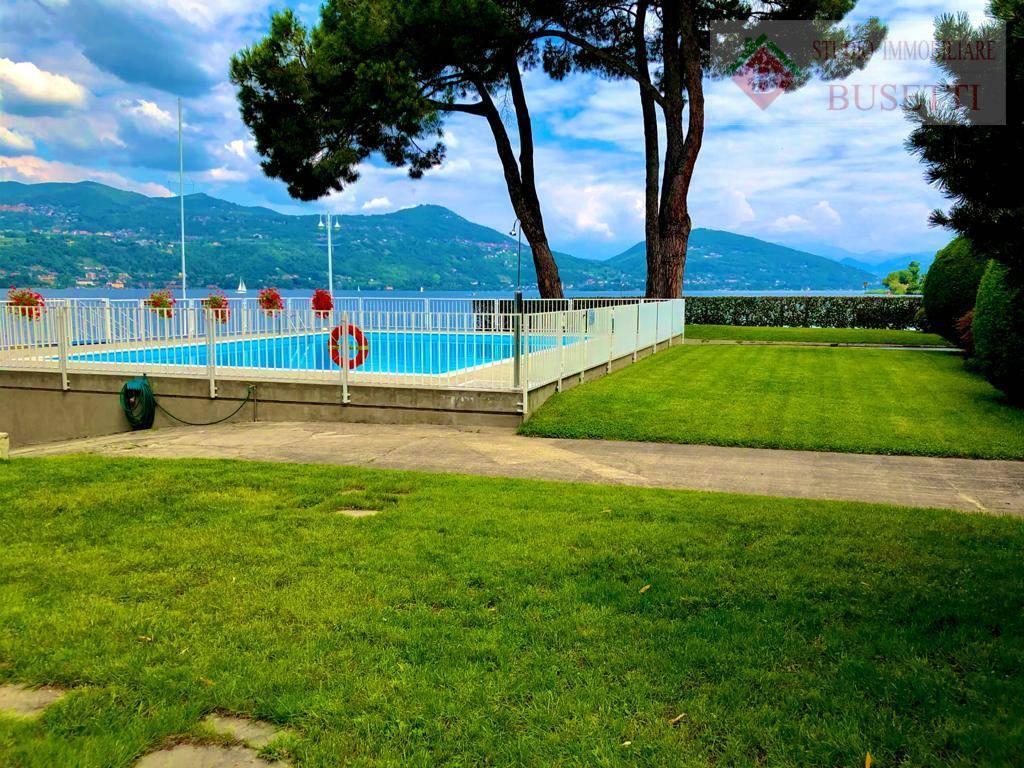 Appartamento in affitto a Angera, 2 locali, prezzo € 700 | PortaleAgenzieImmobiliari.it