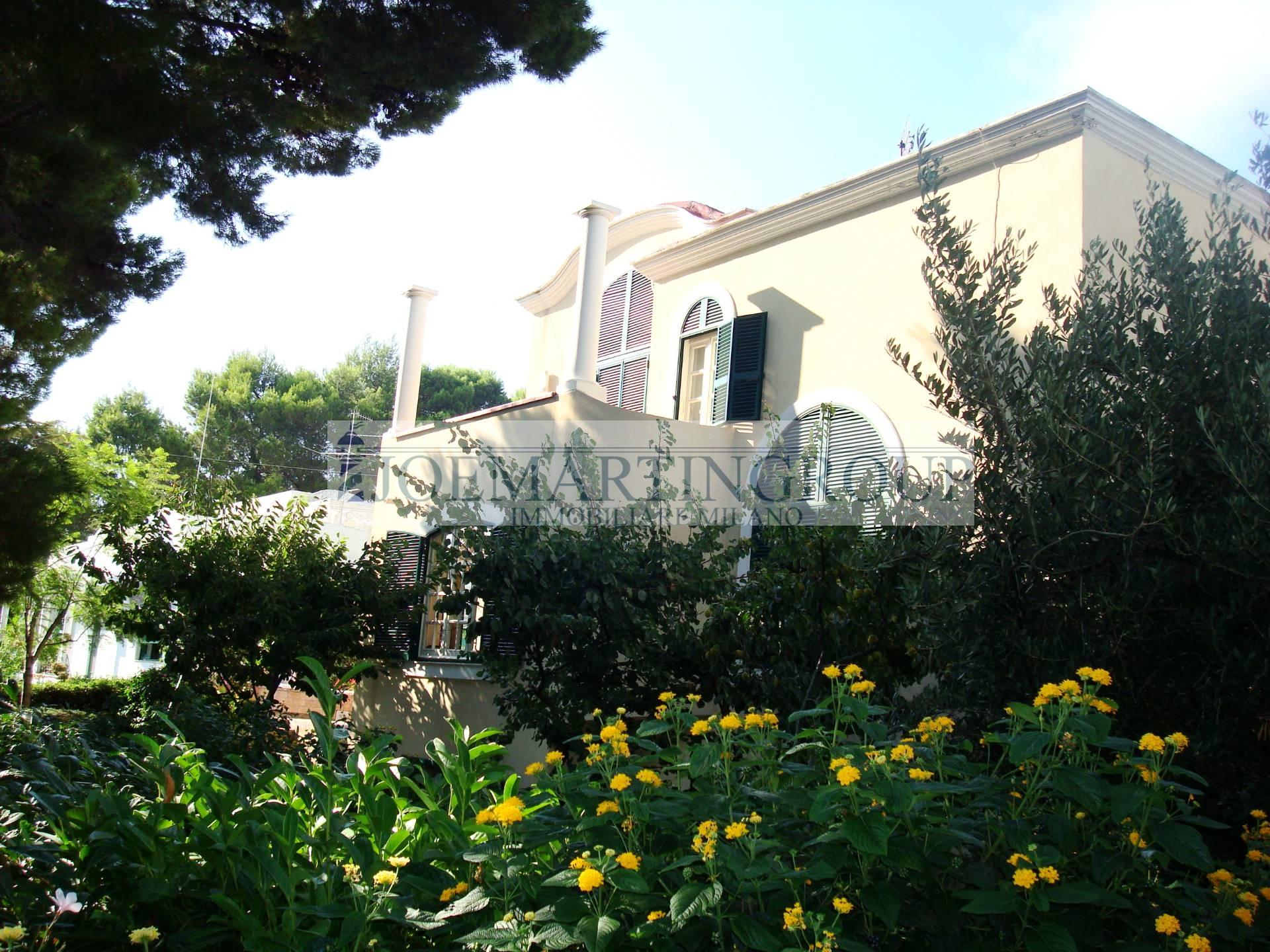Villa in Vendita a Anacapri