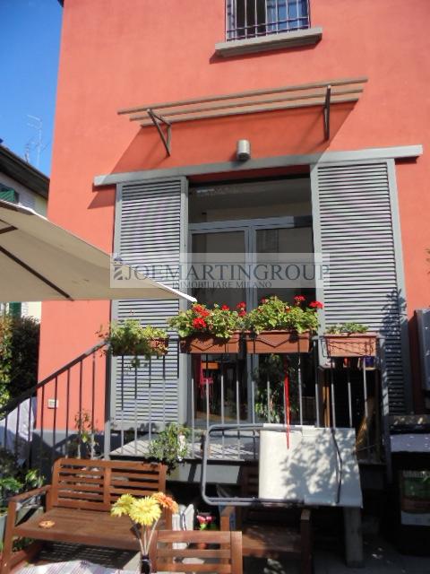 Milano | Villa in Vendita in Via Lorenzo Di Credi | lacasadimilano.it