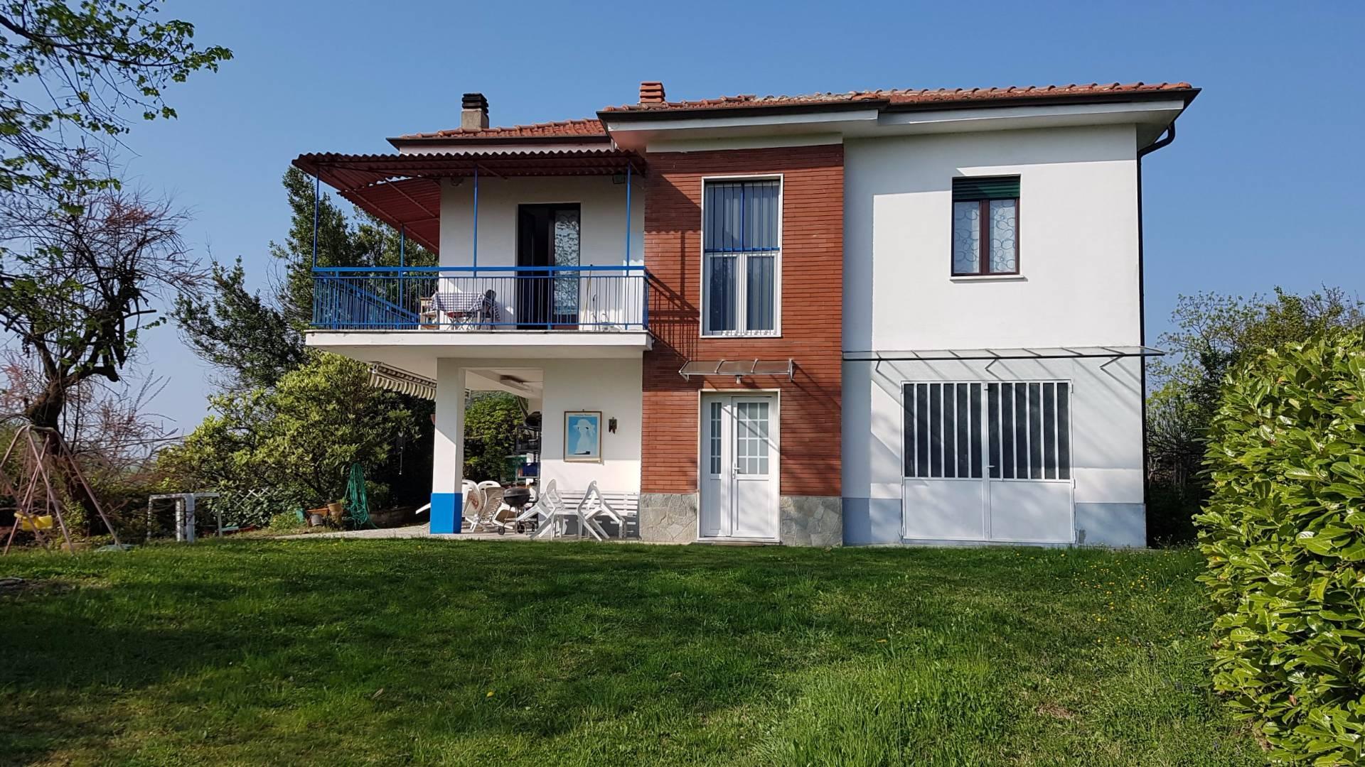 Soluzione Indipendente in vendita a Pavarolo, 4 locali, prezzo € 210.000   Cambio Casa.it
