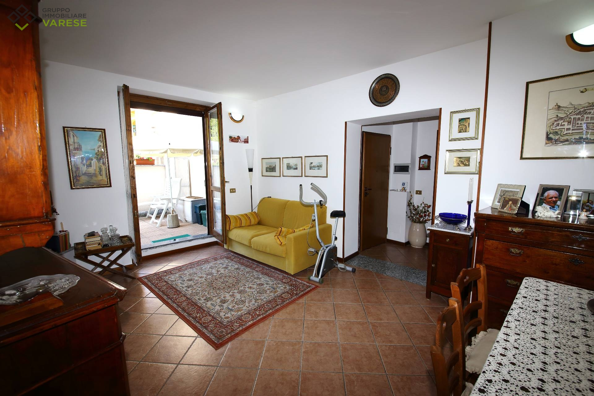 Appartamento in vendita a Castello Cabiaglio, 2 locali, prezzo € 65.000 | CambioCasa.it