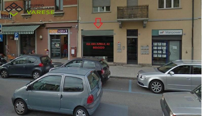 Negozio / Locale in affitto a Besozzo, 9999 locali, prezzo € 130.000   CambioCasa.it