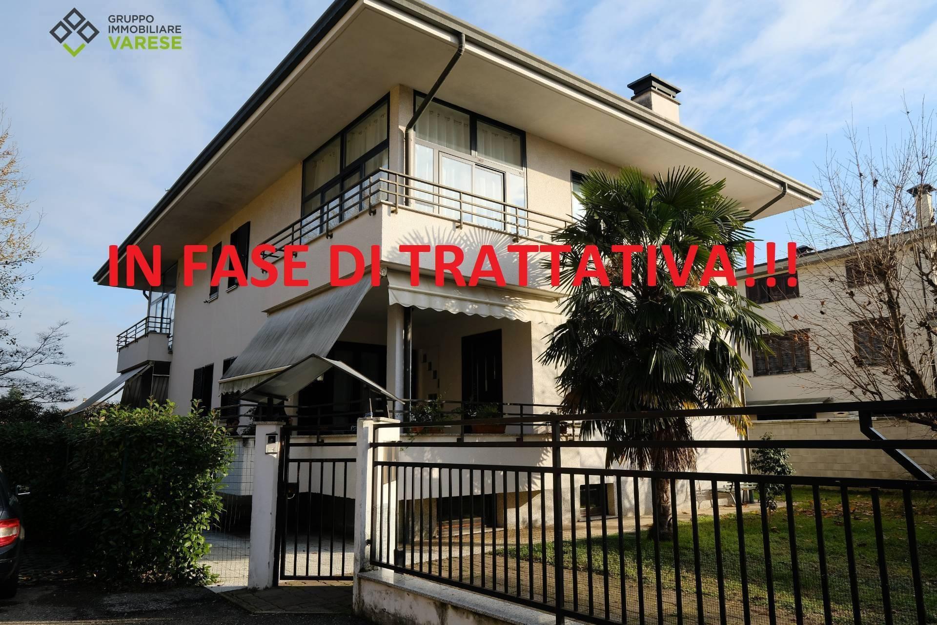 Villa Bifamiliare in vendita a Olgiate Olona, 5 locali, zona Zona: Gerbone, prezzo € 298.000 | CambioCasa.it