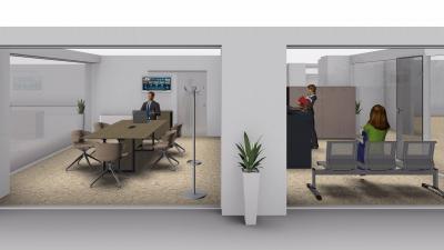 Studio/Ufficio in Affitto