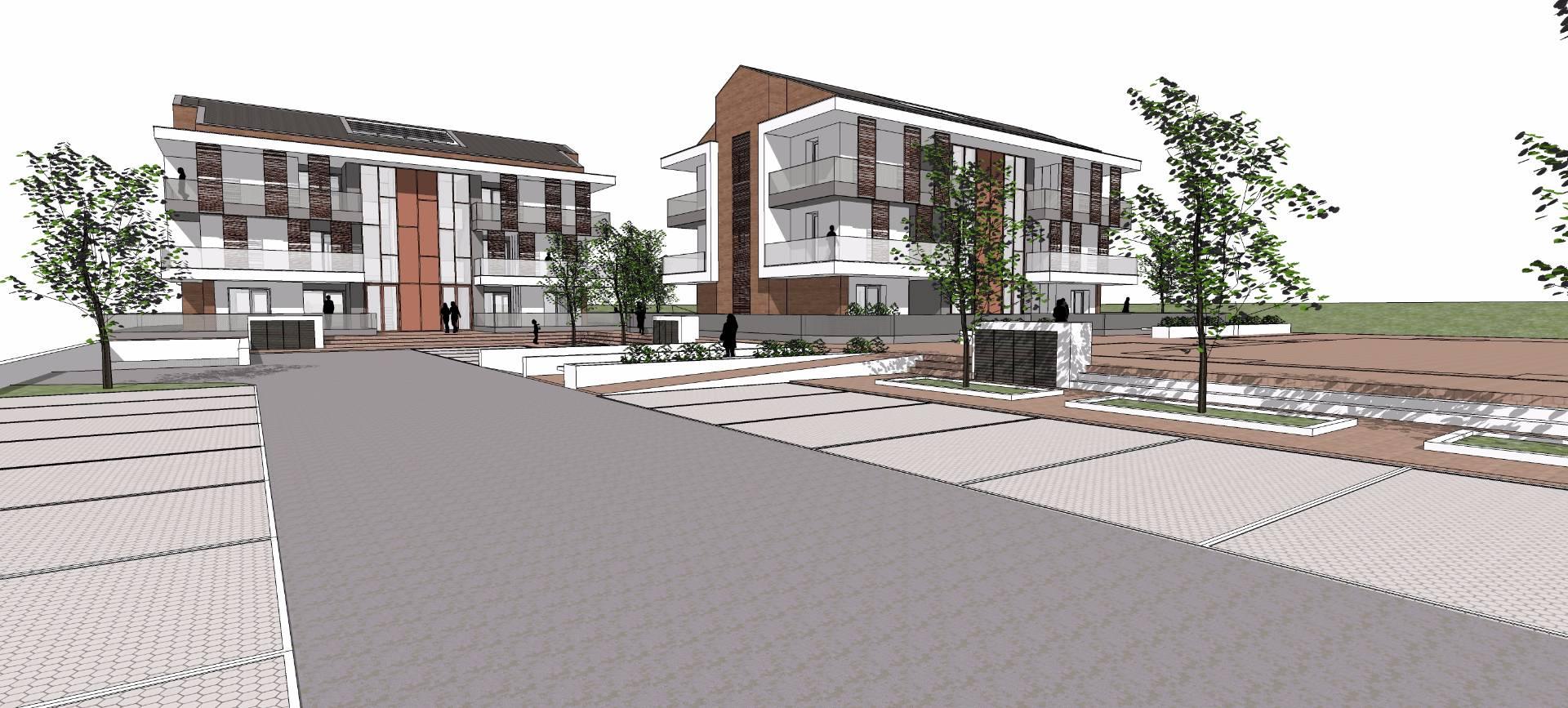 Appartamento in vendita a Cesena, 3 locali, zona Località: PonteAbbadesse, prezzo € 347.000 | Cambio Casa.it
