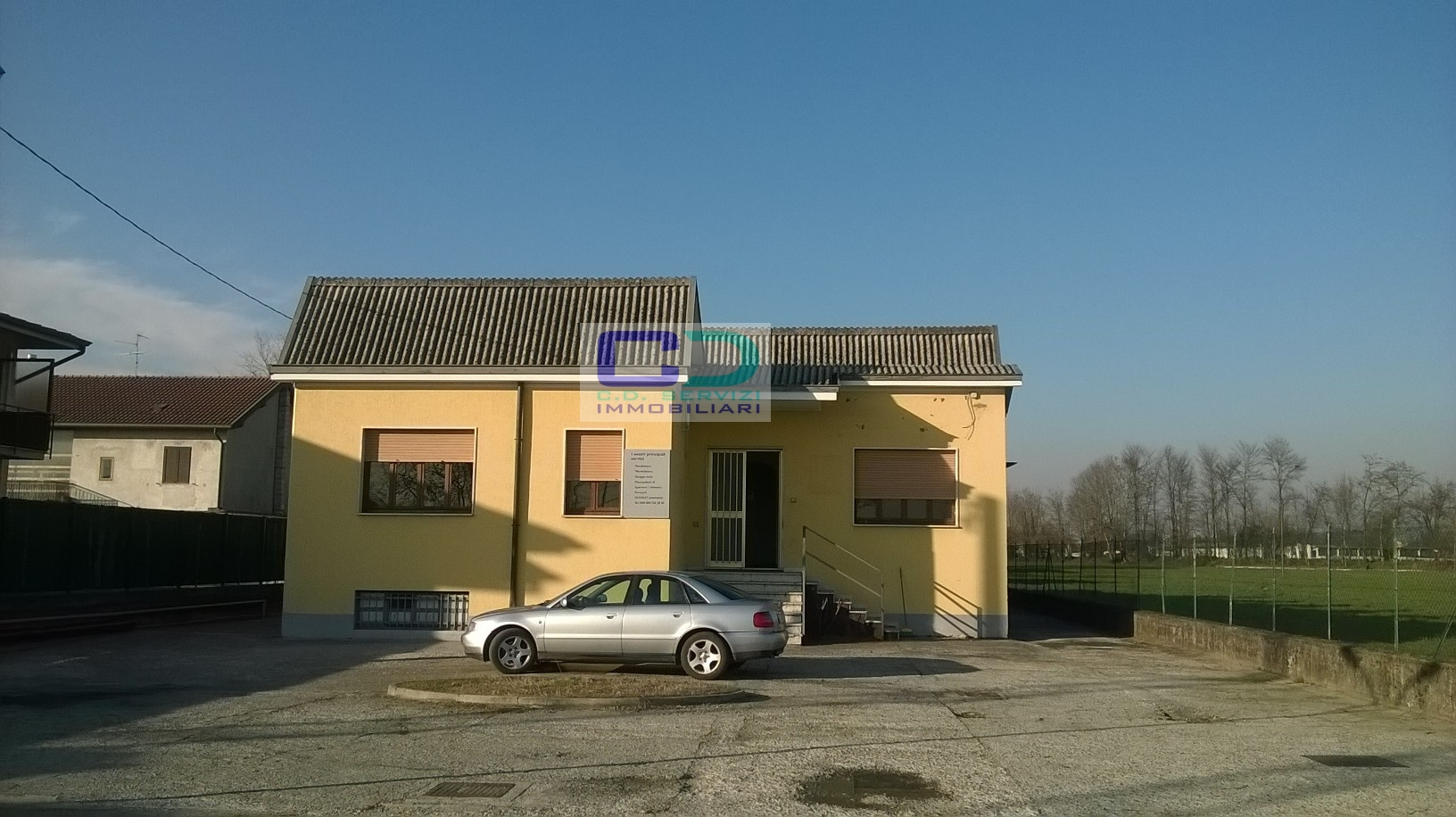 Capannone in vendita a Fara Gera d'Adda, 9999 locali, prezzo € 170.000 | PortaleAgenzieImmobiliari.it