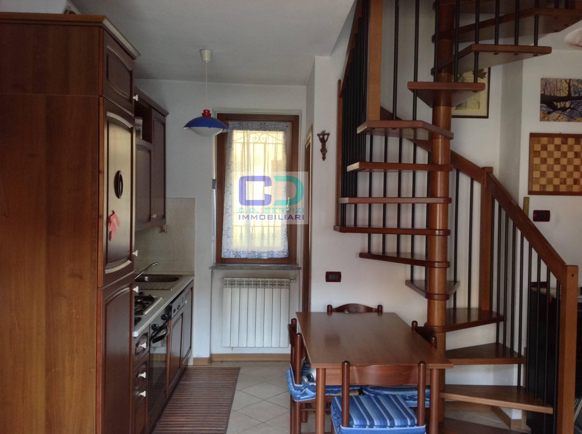 Soluzione Indipendente in vendita a Fara Gera d'Adda, 2 locali, prezzo € 67.000 | CambioCasa.it