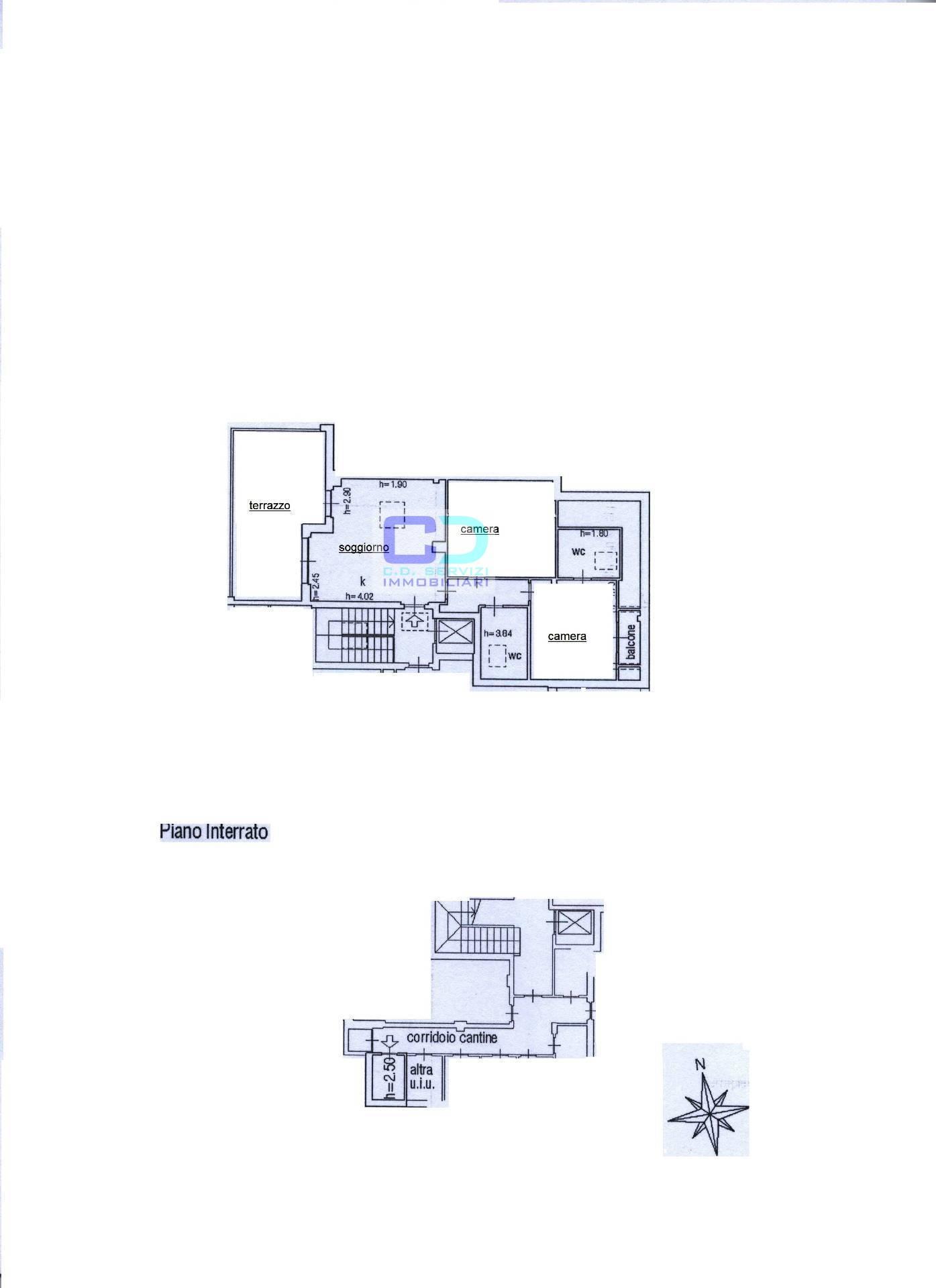 Appartamento in affitto a Vaprio d'Adda, 3 locali, prezzo € 800 | PortaleAgenzieImmobiliari.it