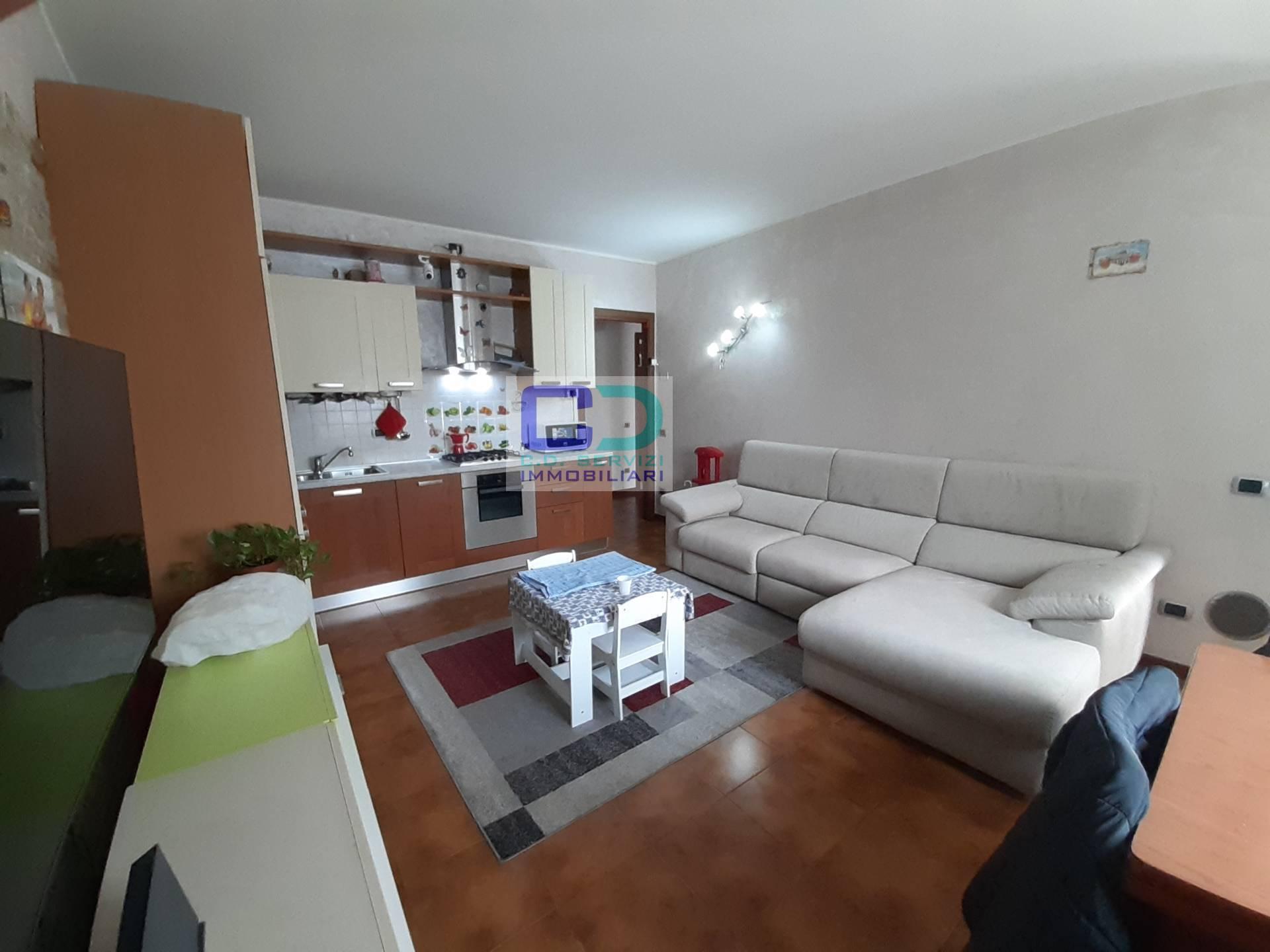 Appartamento in vendita a Cassano d'Adda, 3 locali, prezzo € 123.000 | PortaleAgenzieImmobiliari.it