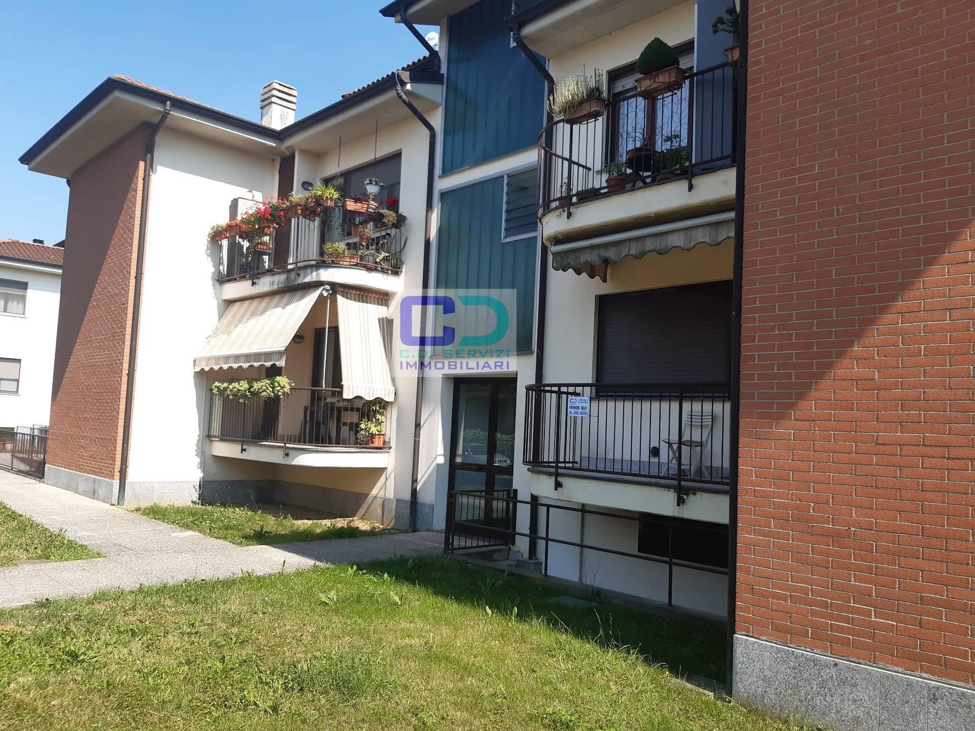 Appartamento in vendita a Fara Gera d'Adda, 3 locali, prezzo € 93.000 | PortaleAgenzieImmobiliari.it